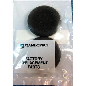 PLANTRONICS 15729-05 FOAM EAR CUSHIONS FOR H51, H51N, H61, H61N, H91, H91N, H10