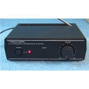 Realistic FM Wireless System Model: 32-1221A