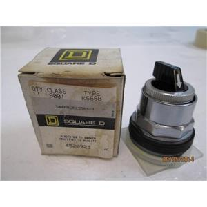 Square D Class 9001 Selector Switch Type KS66B