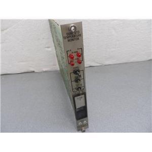 Bently Nevada Dual RTD Temperature Monitor Module 90200-22--01-01-02 02-07-01-02