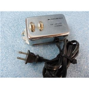 Archer 10dB Signal Amplifier Cat. No. 15-1118 60-450MHz