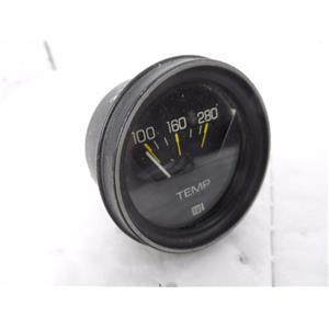 Stewart Warner Temperature Indicator P/N Unknown 100-260 Degrees