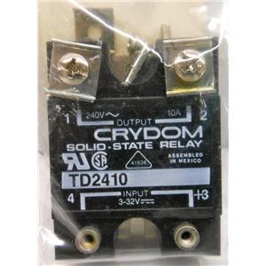 VIDEOJET 205295 RELAY 10AMP 3-32VDC 24-280VAC, FOR INKJET CODER PRINTER, OEM