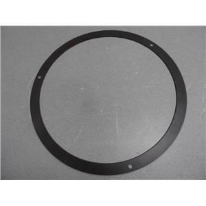 """Telescope Part Dobsonian? Spacer? Fiber/Plastic Black 14 1/4"""" OD x 11 7/16"""" ID"""