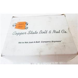 *BOX OF 25* COPPER STATE 02CSCZ-0630450 HEX HEAD CAP SCREWS, 5/8-11 DIAMETER, 4