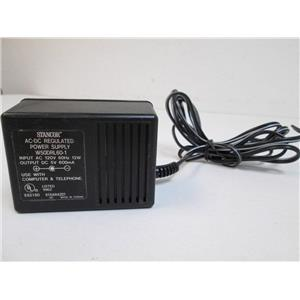 Stancor W50DRL60-1 AC-DC Regulated Power Supply -Use w/ Computer or Telephone