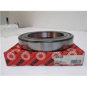 FAG 6024-2ZR Single Row Ball Bearing  **New in Factory Box**