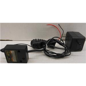 CHICAGO ELECTRIC POWER TOOLS 42292 BATTERY FLOAT CHARGER, WITH UA-1506 AC ADAPT