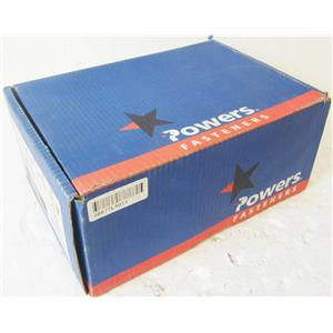 "*BOX OF 17* POWERS FASTENERS 7424SD1 CATEGORY 1 CRACKED CONCRETE ANCHOR, 1/2"" X"