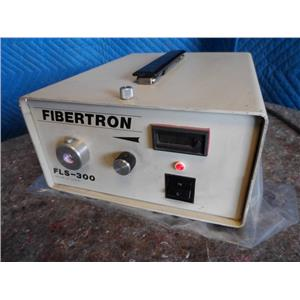 Fibertron Light Source FLS-300 115V 300 Watt