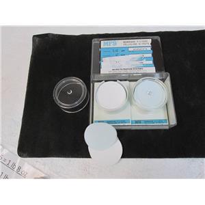 MFS A045A047A Membrane Filters Cellulose Nitrate Plain White B24KBC  NEW 100 pcs