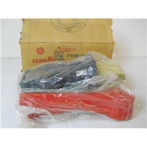 """Asahi AV Type - 84 2"""" Butterfly Valve EPDM Elastomer Flange Type Connector PVC"""