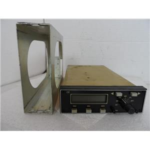 Foster Airdata Systems Inc. P/N 805D0 630-11 Type 3 Receiver W/Tray