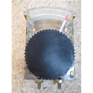 Phaostron International Instruments Model 1211 DC Amperes Panel Meter Gauge USED