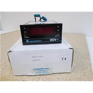 NEWPORT ELECTRONICS Q9001-AVR1 Quanta Controller VoltMeter 199.9 Millivolts