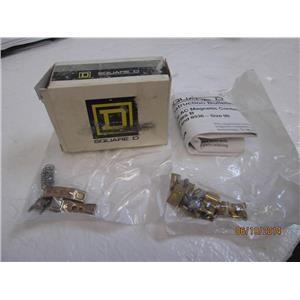 Square D 9998 SJ1 Contact Kit 30A, 3P, 600VAC,series A