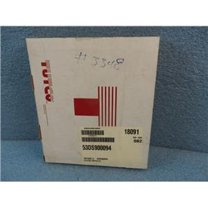 Tutco 2V18091 Electric Heater Kit 53DS900094 New In Box