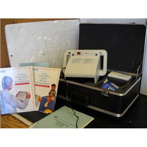 MTI PS-100 Photoscreener Camera W/Case,Manuals,& Instr. Course For Repair