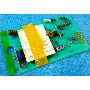 MAGNASYNC MOVIOLA 1-101519 1-101622 PWA AMPLIFIER AMP, CIRCUIT BOARD CARD MODUL