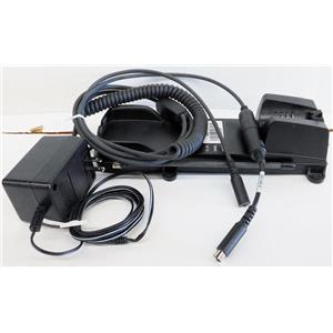 PSC 052110-01107200-00 BASE STATION FOR POWERSCAN BARCODE SCANNER, WIRELESS RF,