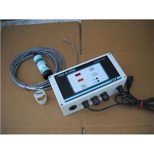 EIT 5302 Tox-Alarm Series Gas Detector W/ Digital Gas Transmitter CL2 0-10 PPM