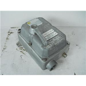 Square D H-060-XFA Enclosed Safety Switch 600 VAC 250 VDC 3-phase