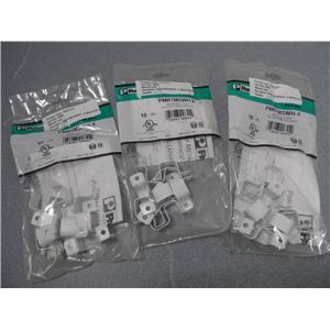 Panduit Pan-Way PMR7MSWH-X  Mounting Strap New Lot Of 3 Bags Of 10 Each
