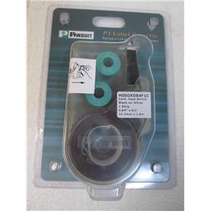 """PANDUIT H000X084F1C P1 Label Cassette Continuous Heat Sink 0.84"""" x 6.0'"""