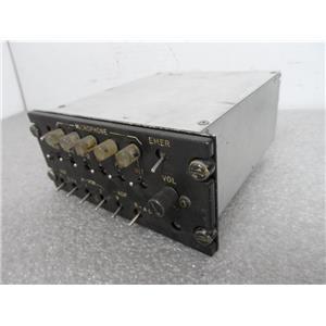 Aircraft Audio Control P/N G-2389 Brand Gables?