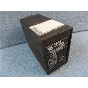 M-System M-Unit Model TG-1A-B Tachogenerator Transmitter