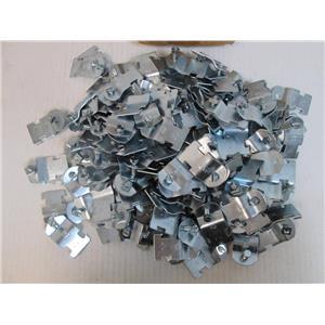 """Box of 25 BRIDGEPORT FITTINGS 108-OC 3"""" Locknuts - Die Cast Zinc  **NEW In Box**"""