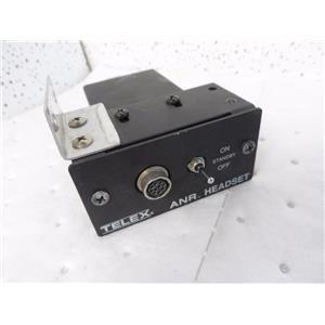Telex ANR headset Power Control Module