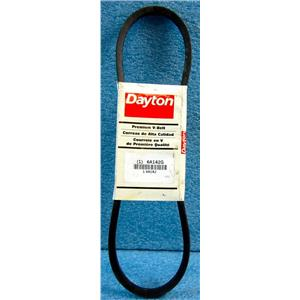 "DAYTON 6A142G V BELT, 34"" OUTSIDE NOMINAL LENGTH, 1/2"" TOP WIDTH, ARPM BELT NUM"