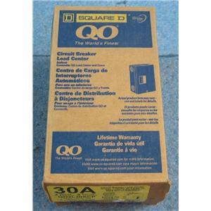 Square D QO 30A Indoor Circuit Breaker Load Center QO2L30SCP