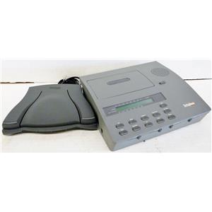 DICTAPHONE EXPRESSWRITER 2750 STANDARD CASSETTE TAPE DICTATOR TRANSCRIBER MACHI