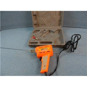 Chicago Electric Item 04328 Soldering Gun Kit  120V 180w W/Light 1135 Degrees