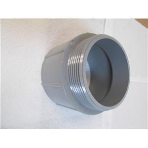 "CANTEX 5140110  3"" PVC Coupling  Socket End  **NEW**"