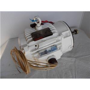 Reliance Hazardous Location Motor 2HP, 1165RPM, 460V, 3PH, X184TCZ Frame, New