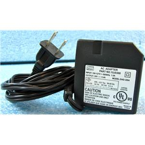 SKYNET 15J0300 DAD-3004 AC ADAPTER POWER SUPPLY, 30V .4A OUTPUT, FOR LEXMARK PR