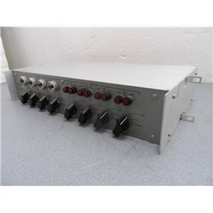 Lentronics 86429-01/B (48V) DTT Test Panel Issue 902 M1