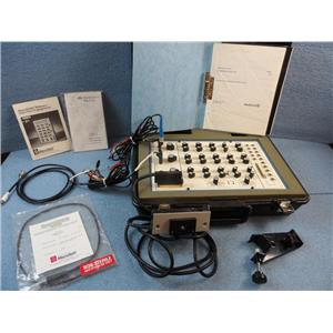Mansfield Webster CES-500 Programmable Electrophysiology Switching System
