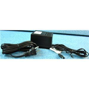 #2 SKYNET DND-3005-A AC ADAPTER POWER SUPPLY, 30V 500mA OUTPUT, 120-127V 60HZ 3