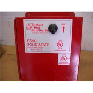 Solid State Securities SS90 Overhead Door Fail-Safe Unit