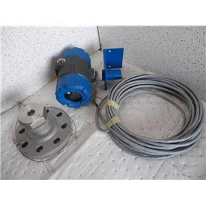 Magnetrol TA2-01B1-140/TER-A110-248 Thermal Mass Flow Meter New W/Flange XTA2
