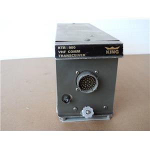 King KTR-900 VHF Comm Receiver p/n 064-1003-00