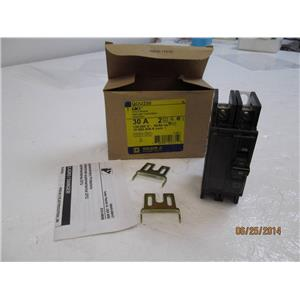 Square D QOU230 Circuit Breaker 30A 2P 120/240 V