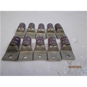 "Thomas&Betts 200N 4/0 CU Short Barrel Copper Lug 9/32"" Hole (10 pcs)"