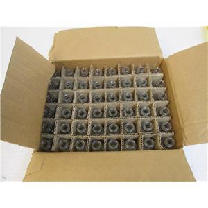 48 WHEATON W017165  1oz Bottles, BS RD, Type III, CLR, Silanized - NEW 48 Case