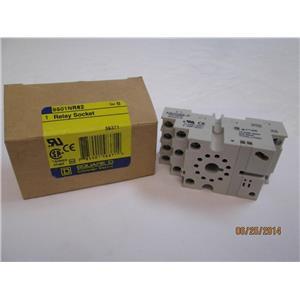**Lot of 2** Square D Relay Socket 8501NR62 Series B