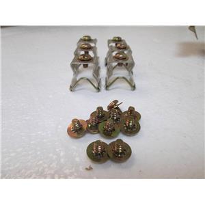 81361 Fuse Clip Kit   Class 9999  Type S1  30 AMP  250V   Series A SQUARE D  NIB